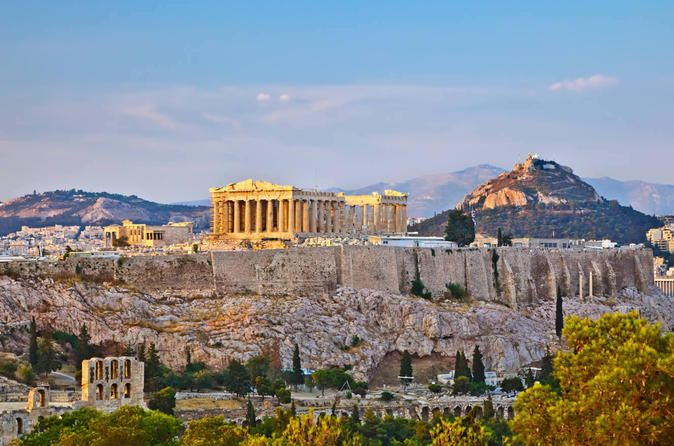 Classic Greece 8-Day Tour of Athens and Meteora  			Explore the glory of ancient Greece with this four days of Athens plus 4 days Classical Greece Tour. With this unique tour visit enjoyUNESCO'S world heritage sites. With overnight accommodation included and an expert guide to accompany you, the tour highlightsthe country's most intriguing archaeological sites – four of which are listed as UNESCO World Heritage Sites. 					> DAY 1 | Arrival in Athens. Arrival at Athens airp...