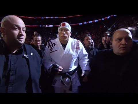 MMA UFC Rankings Report: GSP, DJ and the NYBA