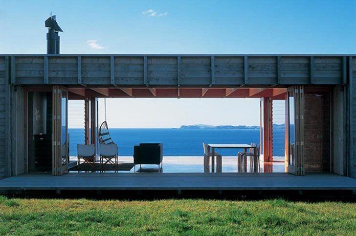 New Zealand Beach House
