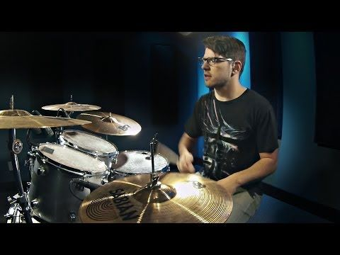 ▶ Cobus - One GoPro | Cheap Drum-Set (Drum Cover) - YouTube