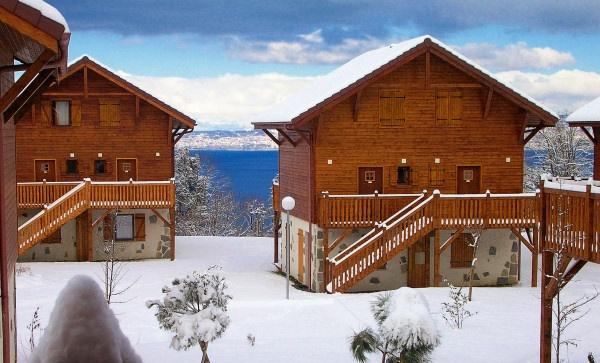 Séjour ski pas cher à la Résidence Odalys Les Chalets d'Evian