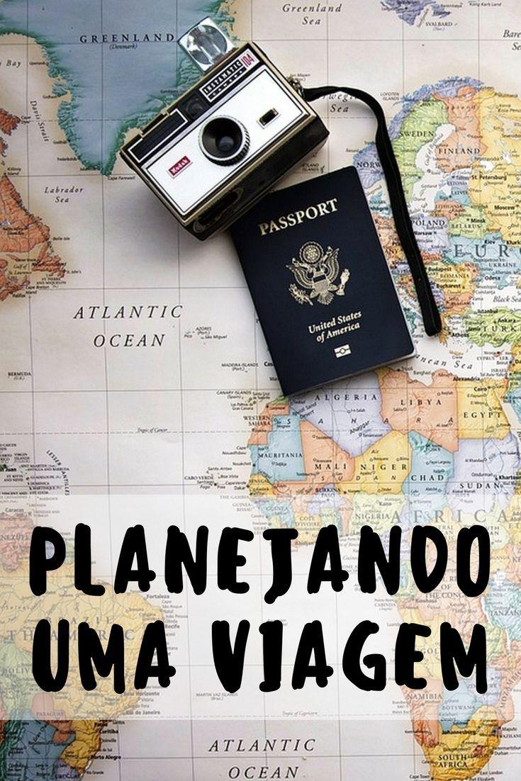 Primeiros e principais passos para planejar sua viagem nacional ou internacional, pelo Brasil ou pelo mundo. As melhores dicas para economizar e evitar perrengues.