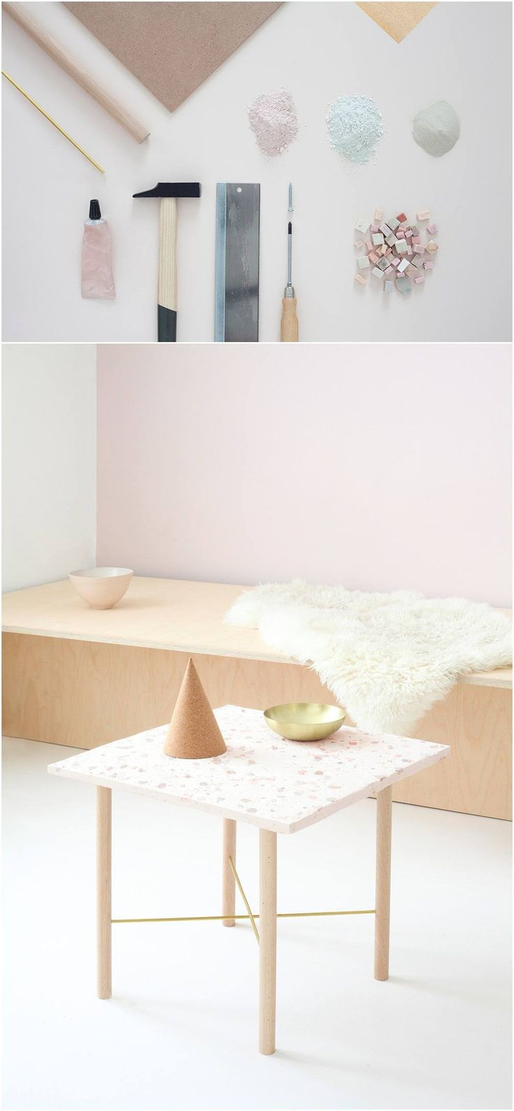 3045 best diy ideas images on pinterest craft ideas - Mesa de granito ...
