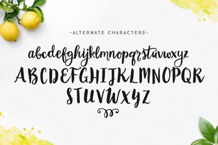 Garden Grown Font Duo by Cultivated Mind on @creativemarket