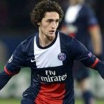 Adrien Rabiot: play Euro 2016 hopes