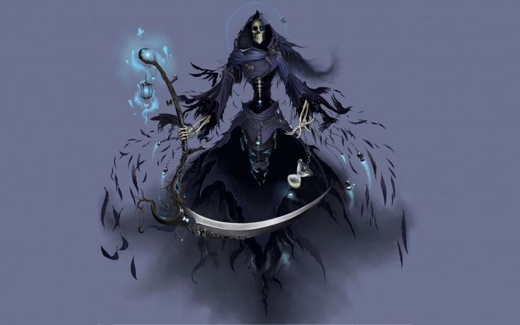 Female Grim Reaper Download free addictive high quality photos,beautiful images and amazing digital art graphics about Fantasy / Imagination.