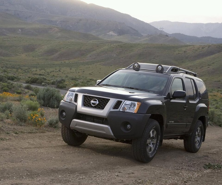 Nissan Pathfinder- love my black 2003 pathfinder! (this is NOT a 2003 but looks closest to any pics I found)