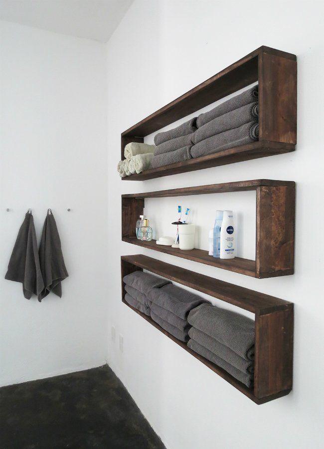 Amazing Small Bathroom Storage Ideas on a Budget | Trailer ...