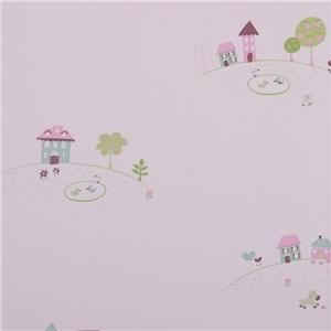 טפטים לחדרי ילדים-טפט לקיר לחדרי ילדים  CAS/PLT 1611-61-16