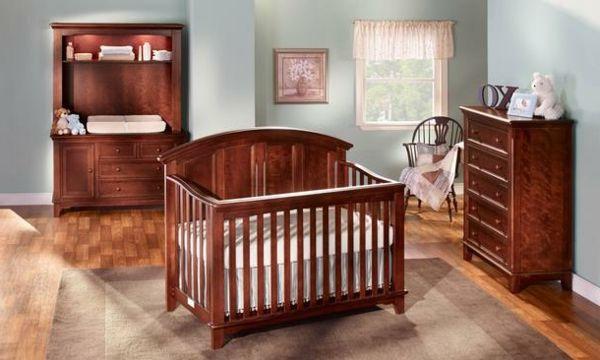 Nett massivholz babyzimmer