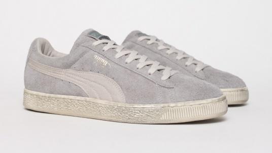Puma Suede Vintage - Grey