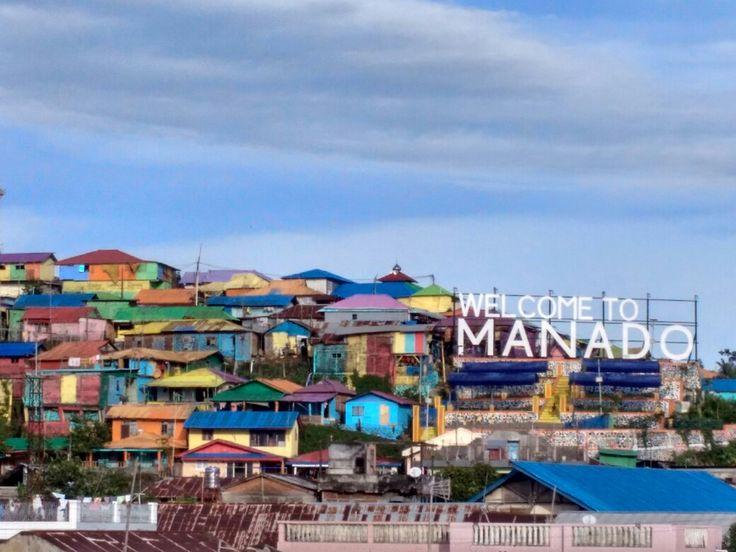 Manado, North Sulawesi, Indonesia