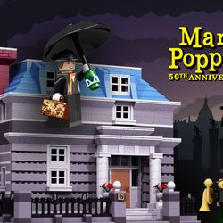 Mary Poppins is a Disney classic released in 1964. It had magical landscapes, amazing songs and was full of Disney magic. So, as a fan, I would like to put forward an appeal for a Mary Poppins LEGO set. As LEGO is targeted at children, why not create a set of a beloved childrens movie? Also, as a Poppins sequel is set for Christmas 2018, why not make a set whilst the hype for more Poppins is bigger than ever? Not only would it be a fan treasure, but it would also be a great business…