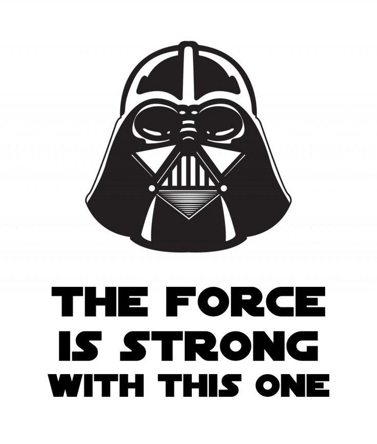 Darth Vader Sharpie Mug + FREE Printables for Father's Day ...