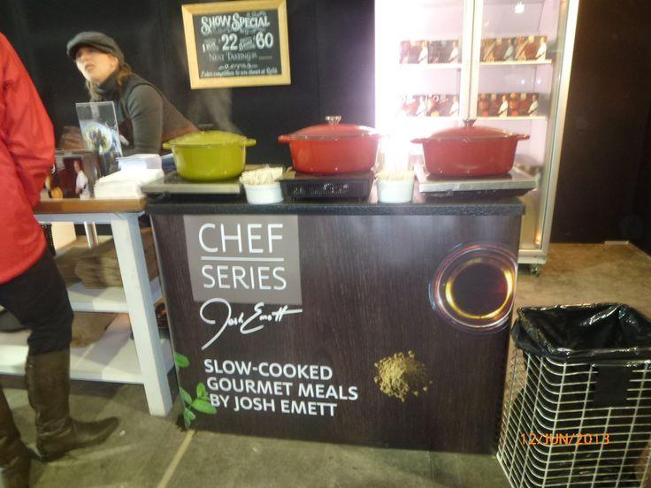 Chef Series - Josh Emett