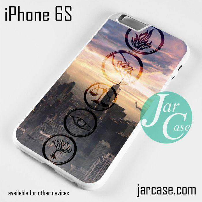 Divergent Phone case for iPhone 6/6S/6 Plus/6S plus