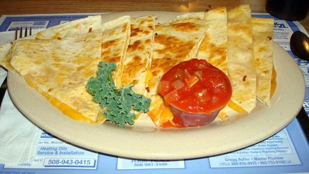Chicken and cheese uesadillas   Sunnah Food- Black Seed Oil   Pintere ...