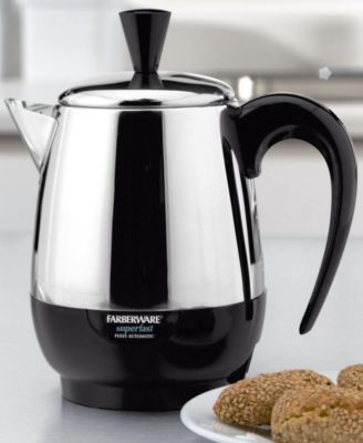 Farberware FCP240 Percolator, 2-4 Cup. received one as a wedding gift in 1968.