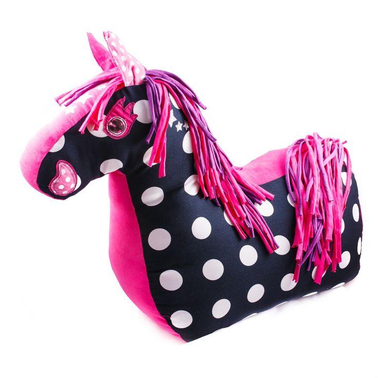 Nähfrosch nähen Pferd Reittier FrauScheiner Sewing Horse handmade
