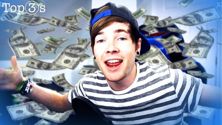 3 RICHEST YouTube Content Creators of 2016