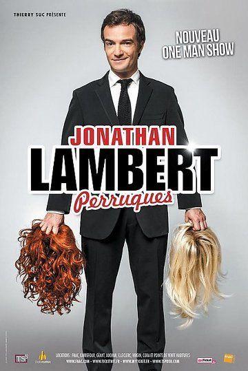 Jonathan Lambert – Perruques