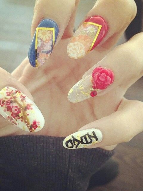 44 best Solar Nails images on Pinterest | Solar nails, Make up and ...