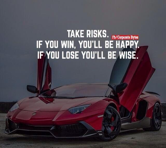 Corporate risk quotes