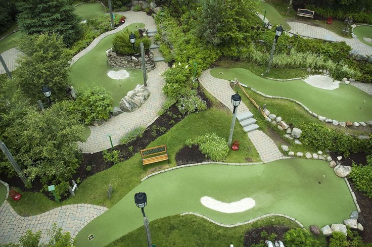 Mini Golf Course Builders Australia and SE Asia