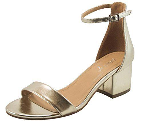 Sandalia de vestir Pipa para mujer, Natural, 6.5 M US