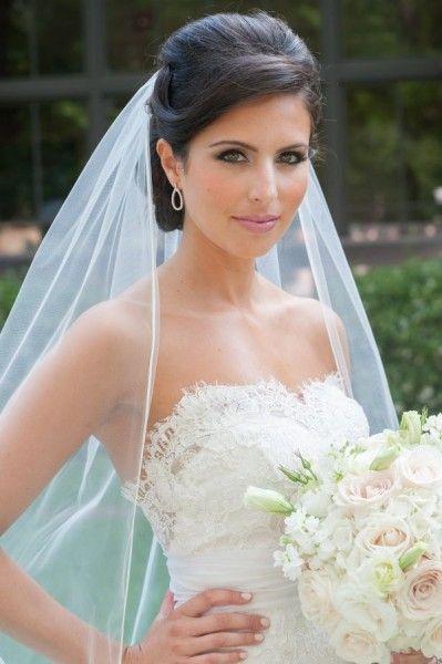 Soft long veil - Wedding Diary