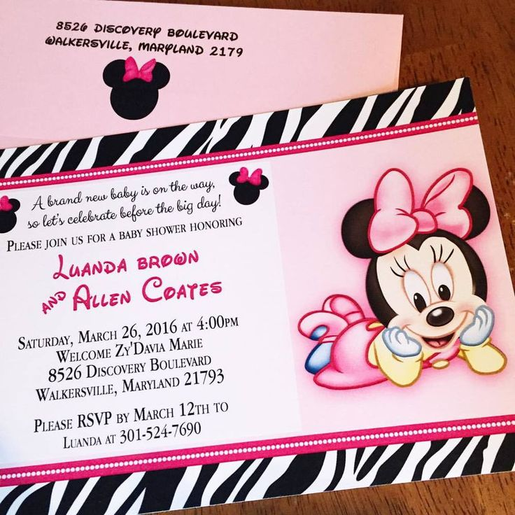 136 best Baby Shower Invitations images on Pinterest | Baby shower ...