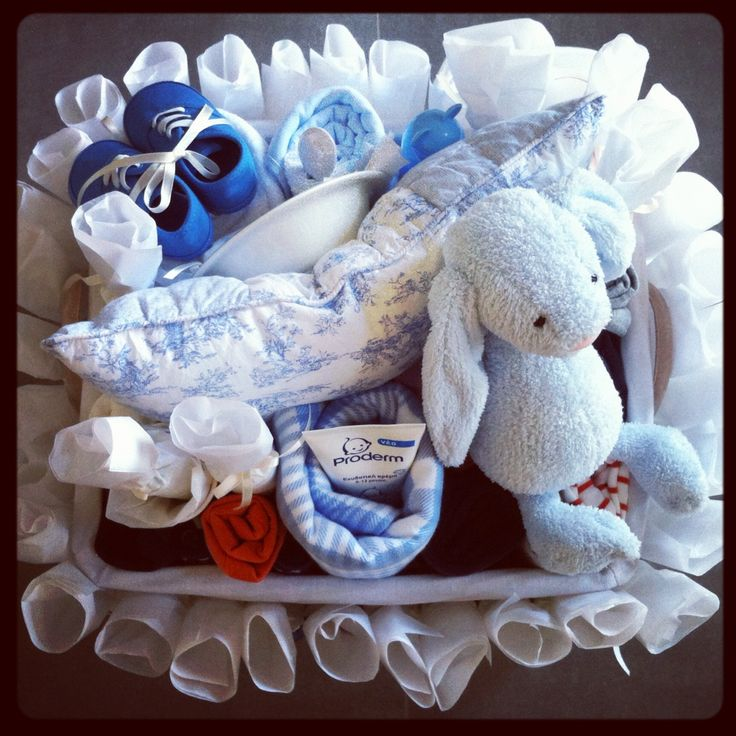 our 1st Happy Nappy Cake