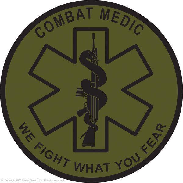 Combat Medic | Combat Medic Logo Cloud