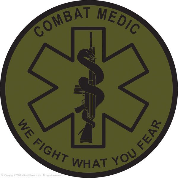 graduated AIT ~ Combat Medic