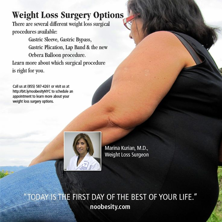 Best weight loss options