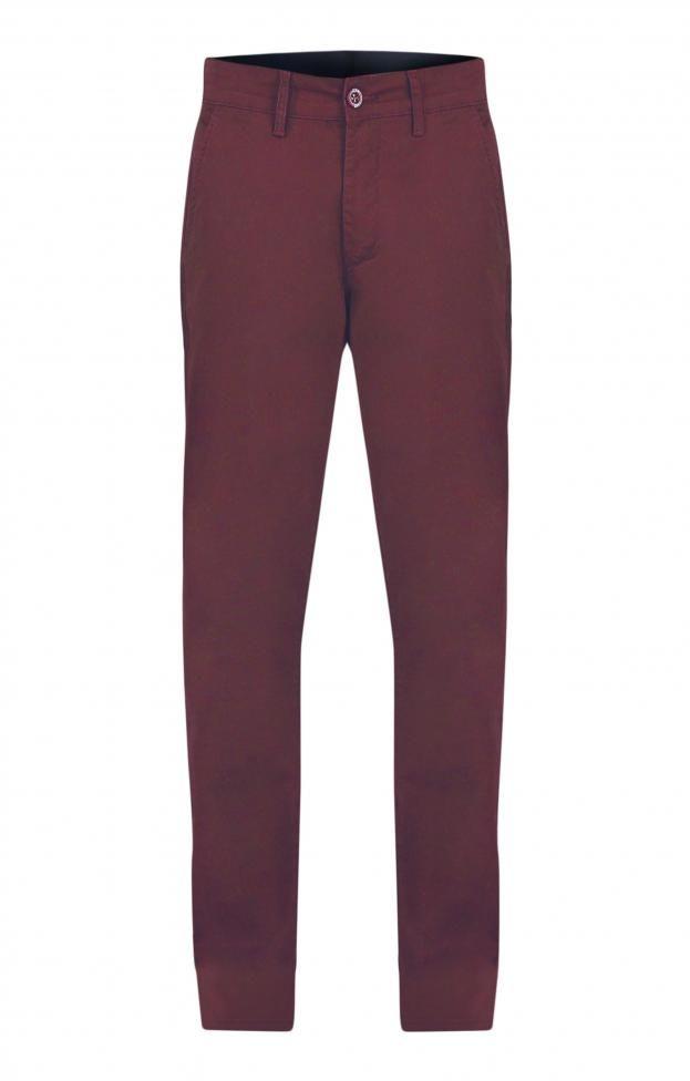 Ανδρικό παντελόνι chinos PANT-4966-bu | Παντελόνια > Άνδρας |