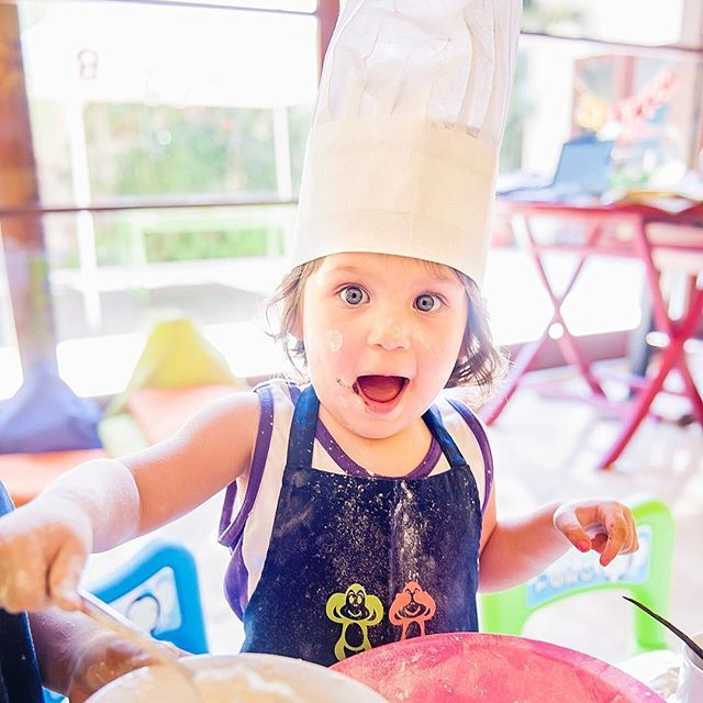 We'll make world-class chefs out of your kids in no time! At the 3 Monkeys Kids Clubs, at all our global resorts.   #ExperienceKarma #KarmaGroup #Kids #3Monkeys #Monkeys #Cooking #CookingClass #Chef #LittleChef #Fun #Family #FamilyTime #Island #Holiday #Holidays #Love #InstaGood #Follow