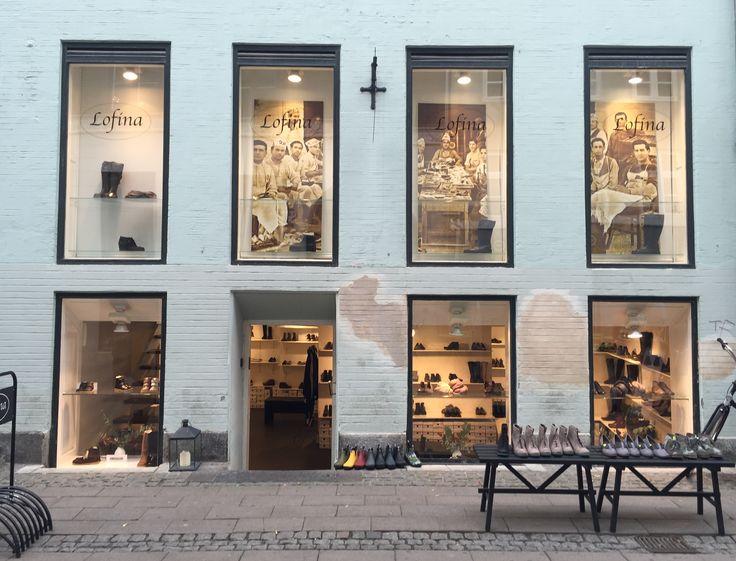 Lofina Copenhagen - Fiolstæde 23, 1171 København K
