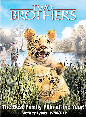 Two Brothers (DVD, 2004)