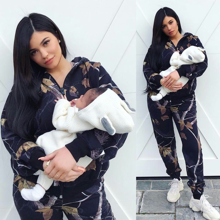 Kylie and Stormi 😍❤