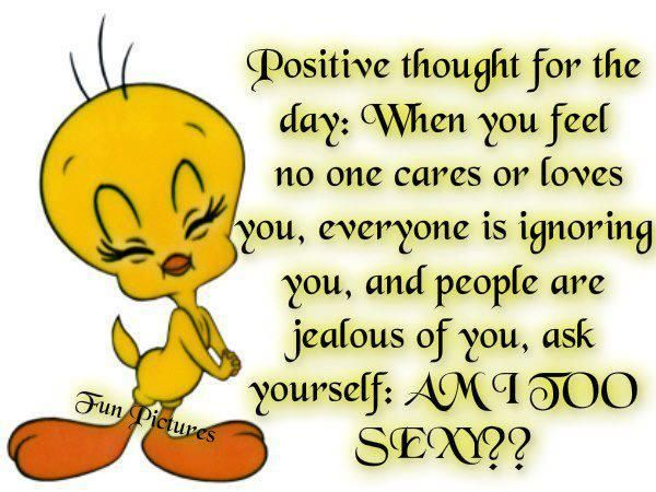 Positive thought of the day   Love life quotes, Positive ...