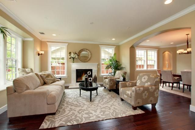 home staging living room | Staging | Pinterest | Living rooms and Room