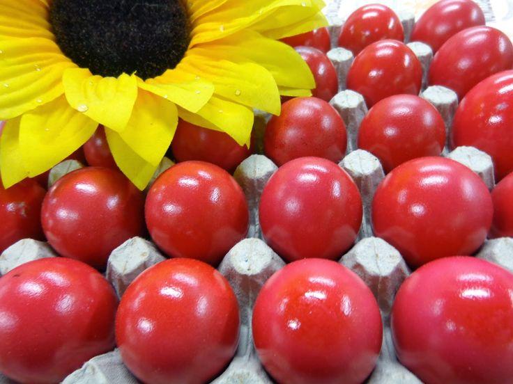 Πως βάφουμε τα Πασχαλινά αυγά. ~ ΜΑΓΕΙΡΙΚΗ ΚΑΙ ΣΥΝΤΑΓΕΣ