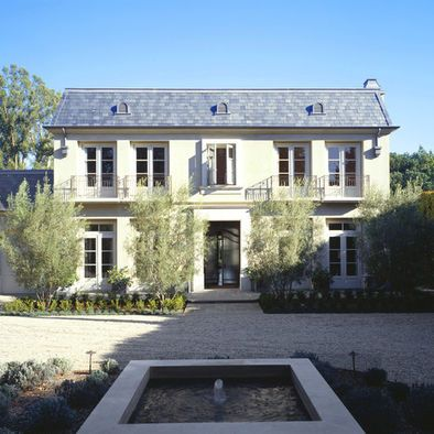 17 best images about french mansard colonial on pinterest for French mansard house plans