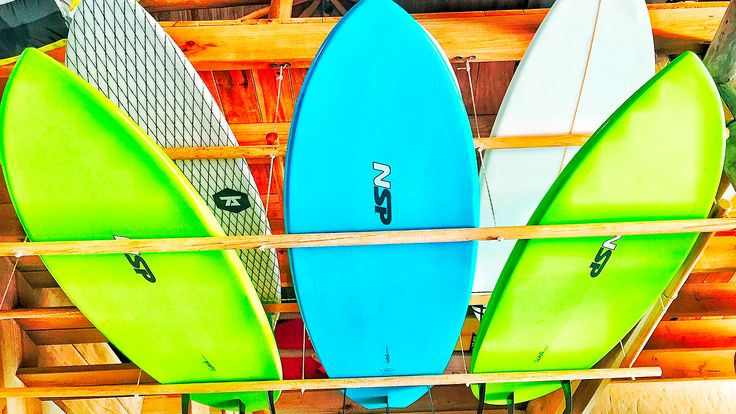 New Surfboards for 2016 Maldives Surf Season