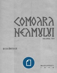 Comoara Neamului - Vol. 8 Descântece