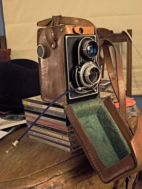 Meopta Flexaret IIa | Flickr - Photo Sharing!