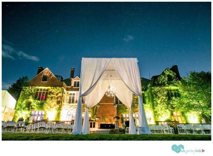 Old World Fairytale Mansion Wedding Outdoor Marisa Harris