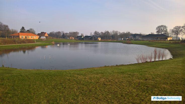 Søgårds alle 26, 5550 Langeskov - Langeskov Nord - Byggegrund med direkte udkig til sø. #helårsgrund #grund #grundsalg #langeskov #selvsalg #boligsalg #boligdk