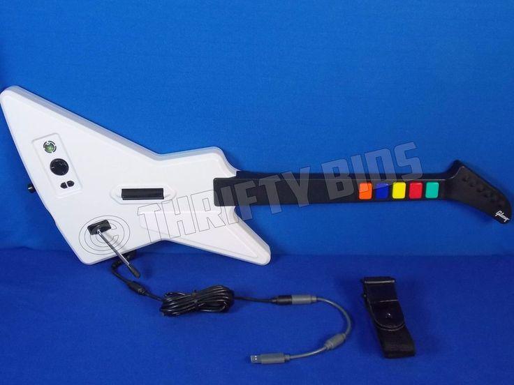 RedOctane Xplorer / Explorer Guitar Hero Wired USB Controller For Xbox 360  #RedOctane